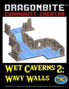 Wet Caverns 2: Wavy Walls