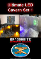 Ultimate LED Cavern Set 1