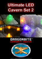 Ultimate LED Cavern Set 2