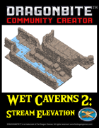Wet Caverns 2: Stream Elevation