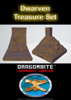 Dwarven Treasure Set