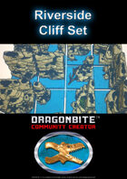 Riverside Cliff Set