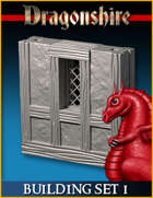 DRAGONLOCK: Dragonshire Building Set 1