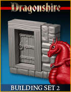 DRAGONLOCK: Dragonshire Building Set 2