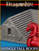 DRAGONLOCK: Dragonshire Shingle Tall Roofs