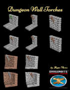 Dungeon Wall Torches