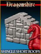 DRAGONLOCK: Dragonshire Shingle Short Roofs