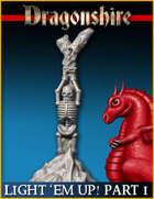 DRAGONLOCK: Dragonshire Light 'Em Up Part 1
