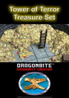 Tower of Terror Treasure Set