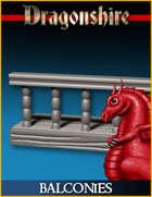 DRAGONLOCK: Dragonshire Balconies