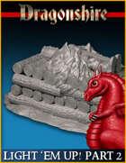 DRAGONLOCK: Dragonshire Light 'Em Up Part 2