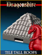 DRAGONLOCK: Dragonshire Tile Tall Roofs