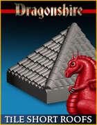 DRAGONLOCK: Dragonshire Tile Short Roofs