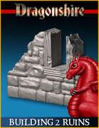 DRAGONLOCK: Dragonshire Building Ruins 2