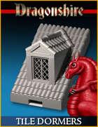 DRAGONLOCK: Dragonshire Tile Roof Dormers