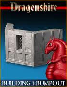 DRAGONLOCK: Dragonshire Building 1 Bumpout