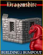 DRAGONLOCK: Dragonshire Building 2 Bumpout