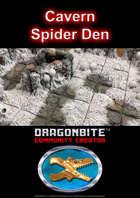Cavern Spider Den