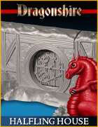 DRAGONLOCK: Dragonshire Halfling House Expansion