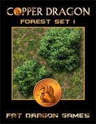 COPPER DRAGON: Forest Set 1