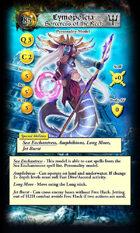 DeepWars - Nereids of Blood Reef Game Cards - Tarot Sized