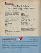 Goblin Rations: The Lard Golem