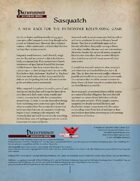 Goblin Rations: Sasquatch Race