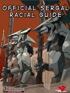 Sergal Racial Guide (Official)