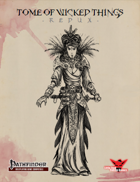 Tome of Wicked Things Redux