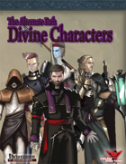 Alternate Paths: Divine Characters