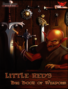 Little Red's Big Book of Weapons