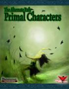 Alternate Paths: Primal Characters