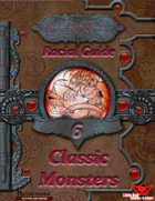 Little Red Goblin Games Racial Guide #6: Classic Monsters