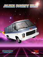 Alien Party Bus- New Races for Starfinder