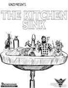 Gonzo Presents: The Kitchen Sink