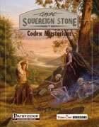 Codex Mysterium (Sovereign Stone)