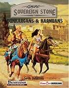 Kingdoms of Swords and Stars: Dunkargans & Karnuans (Sovereign Stone)