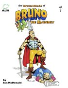 The Brutal Blade of Bruno the Bandit vol. 6