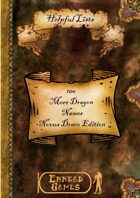 100 More Dragon Names - Novus Draco Edition