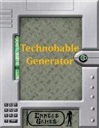 [SSK] - Technobabble Generator