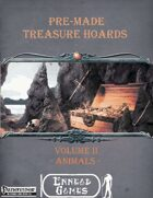 [PFRPG] Treasure Hoards - Volume 2 - Animals