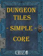 [Tiles] - Dungeon Tiles - Simple - Core