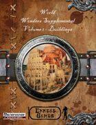 [PFRPG] - World Wonders - Supplement 1 - Buildings