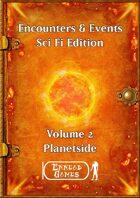Encounters & Events - SciFi Volume 2 - Planetside