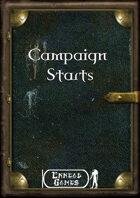 Campaign Starts