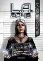 L. A. 2045 : Black Files #1