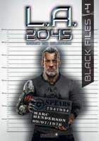 L. A. 2045 : Black Files #4