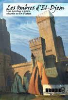 Les Ombres d'El Djem, une aventure à jouer