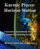 Karmic Places: Horizon Station