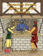 Adventure Havens: Apothecaries and Alchemists